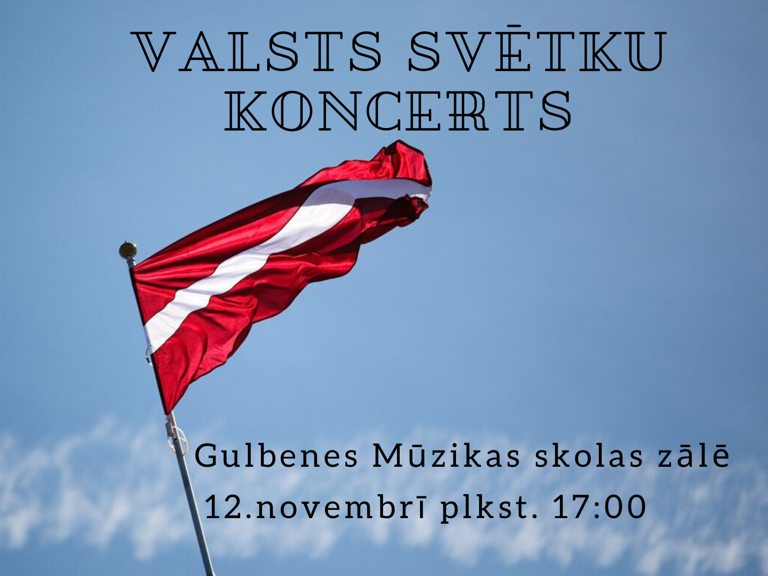 Valsts svētku koncerts